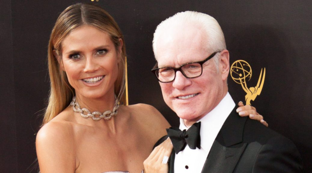Heidi Klum Tim Gunn-The-Emmys-Creative-Arts-Red-Carpet-4Chion Lifestyle