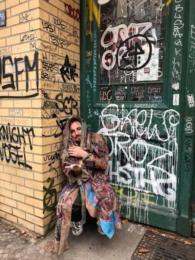 Daniel Chimowitz Nevow Fashion 4Chion Lifestyle