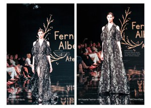 Fernando Alberto Art Hearts Fashion Week FW17 LA 4Chion Lifestyle