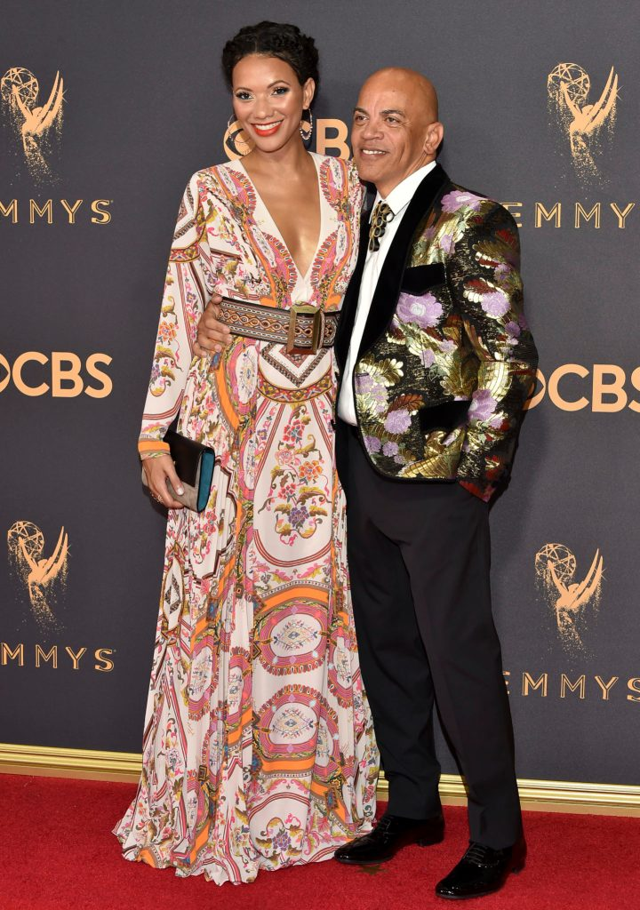 Karen Minor and Ricky Minor Emmys 4Chion Lifestyle