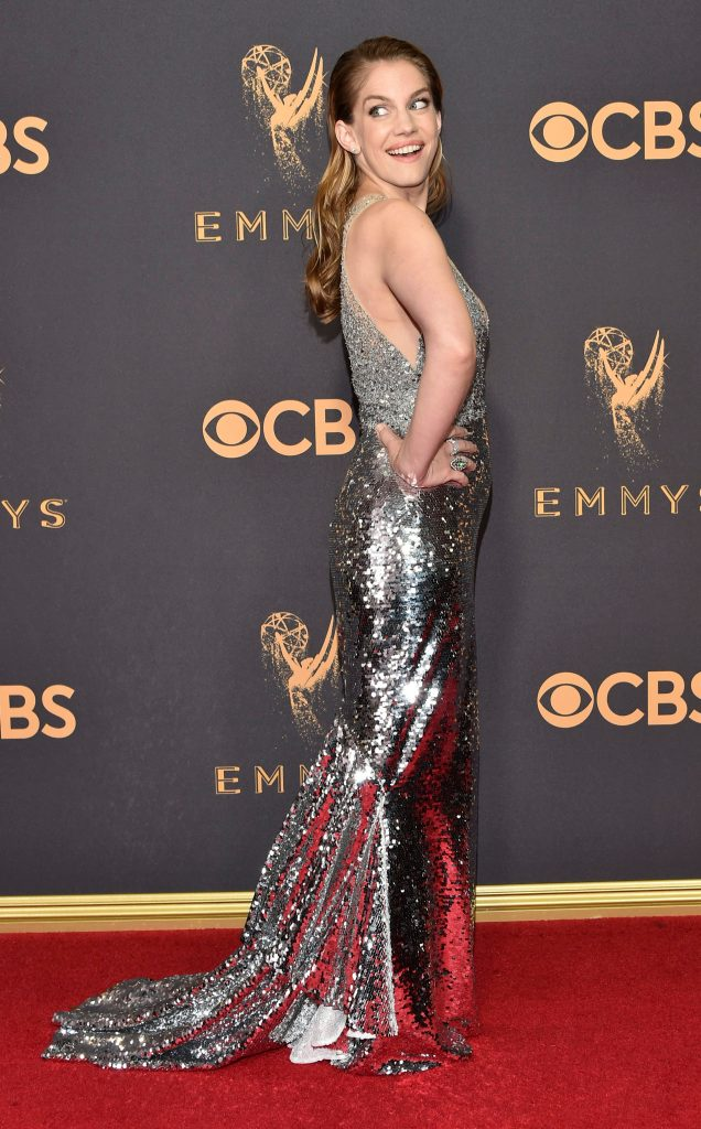Anna Chlumsky Emmys 4Chion Lifestyle