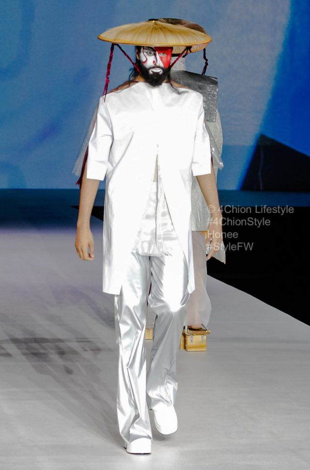 Honee Persona Style Fashion Week 4chion Lifestyel