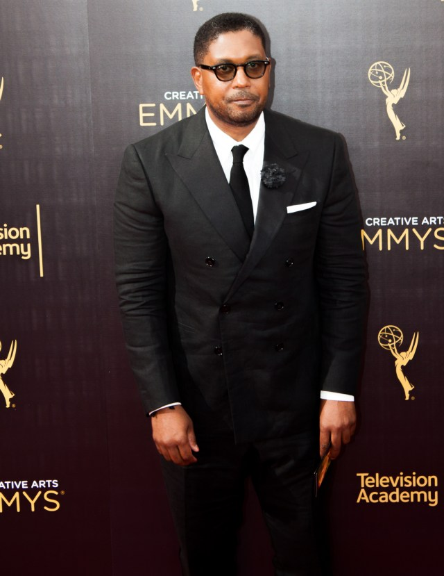 Jayson Jackson Emmy's Creative Arts 2016 Red Carpet