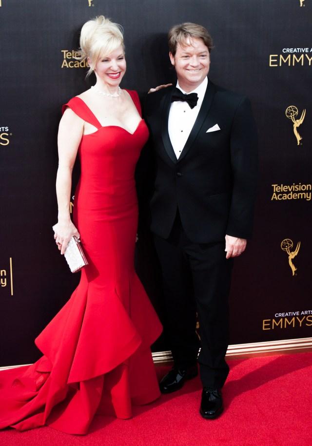 Emmy's Creative Arts 2016 Red Carpet