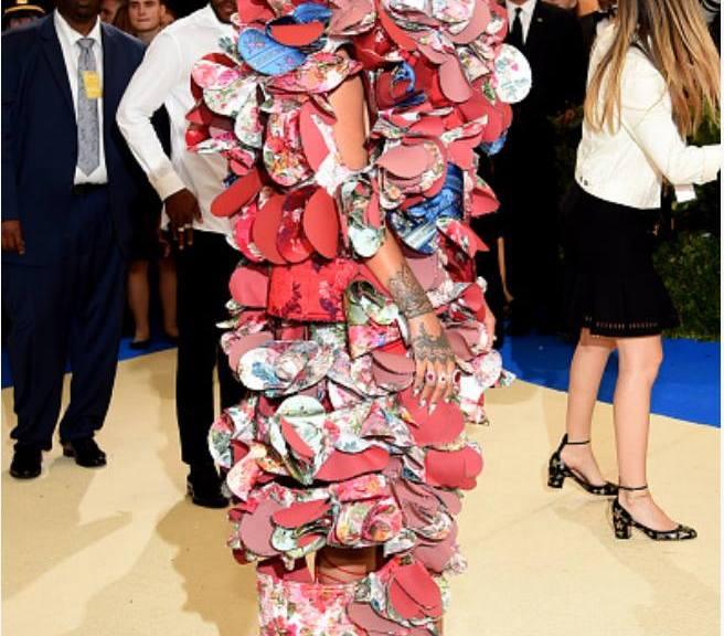 Rihanna Met Gala 4Chion Lifestyle