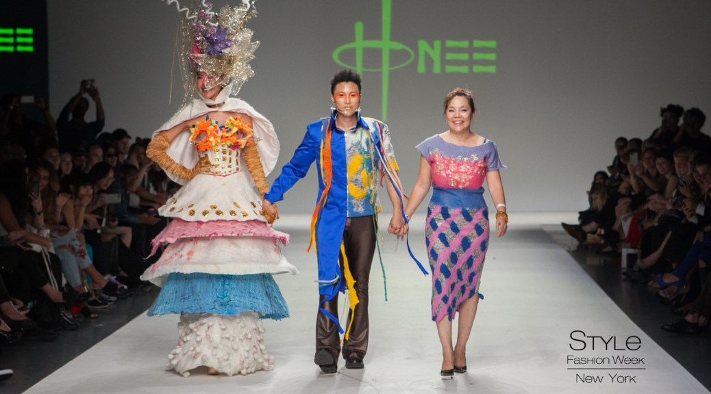 Honee Persona ~ Spring-Summer 2018 NYFW 4Chion Lifestyle s