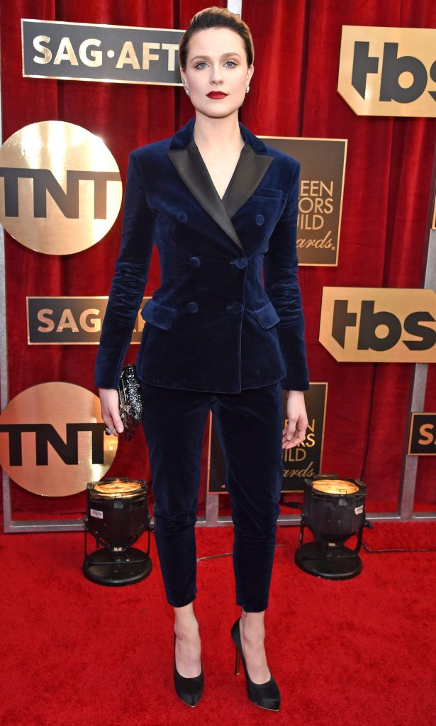 SAG Awards Evan Rachel Wood 4Chion Lifestyle