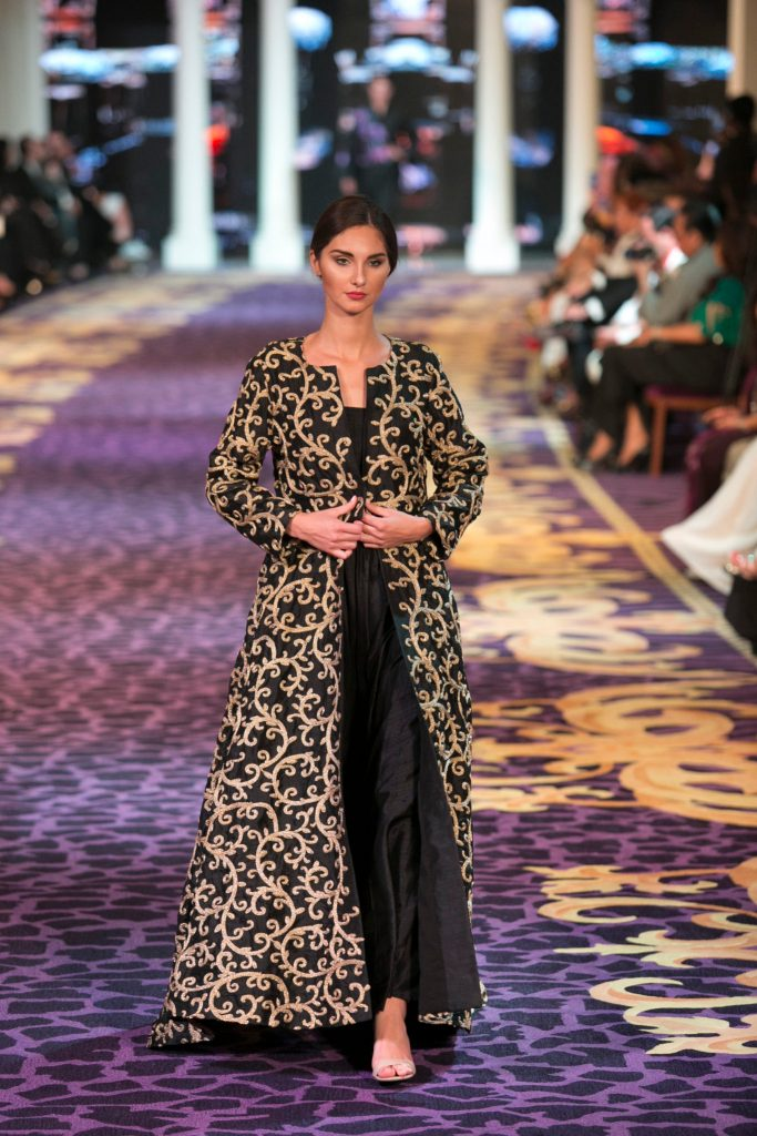 R2 Abaya The Royal Gala Her Highness Sheikha Hend 2