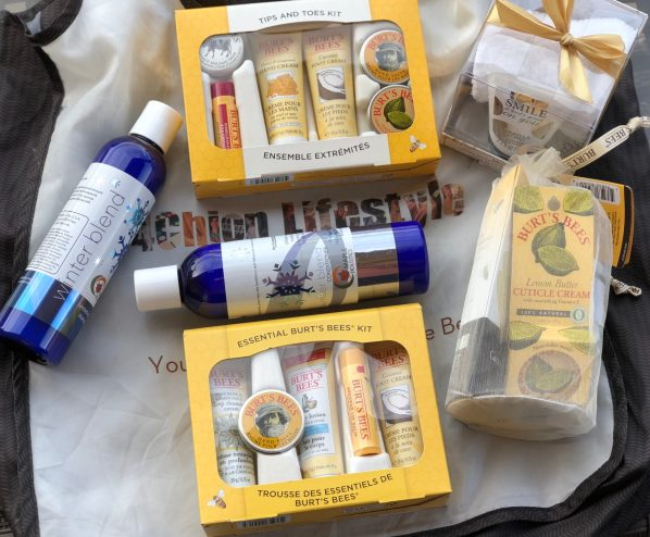 Contest Winter Skin and hair care