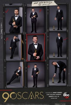 Jimmy Kimmel 90th Oscars®' Host 4chion Lifestyle