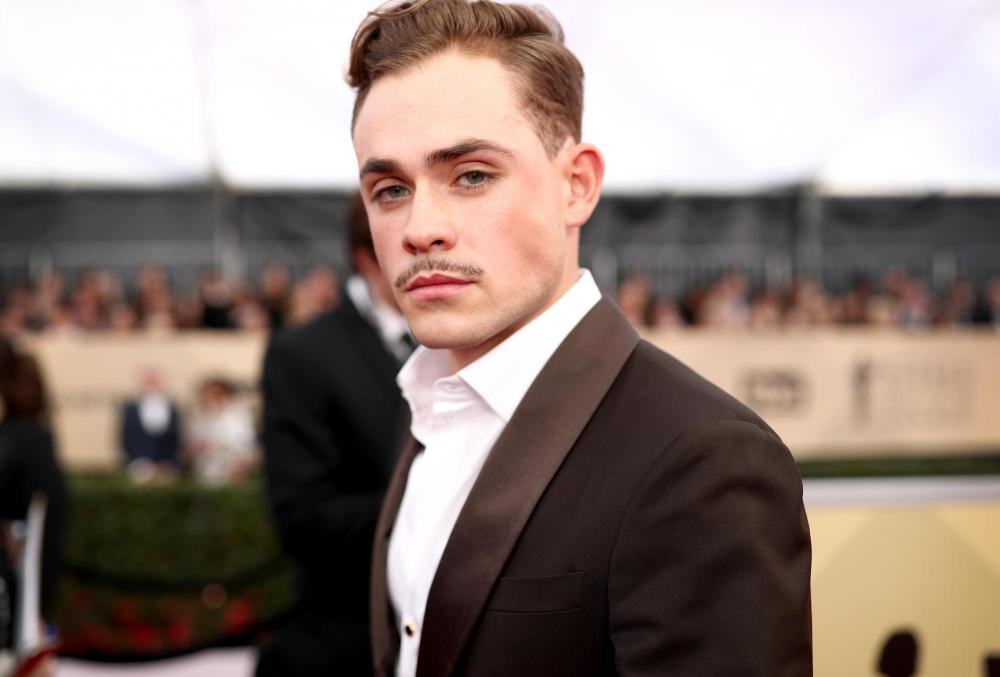 Dacre Montgomery red carpet SAG Awards 4Chion Lifestyle