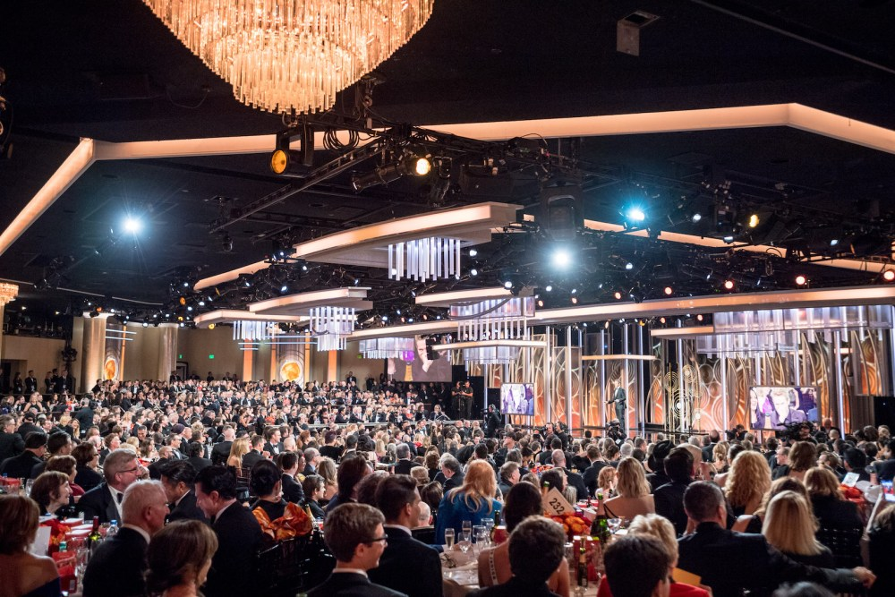 Seth Meyers hosts the 75th Annual Golden Globe Awards 4chion lifestyle