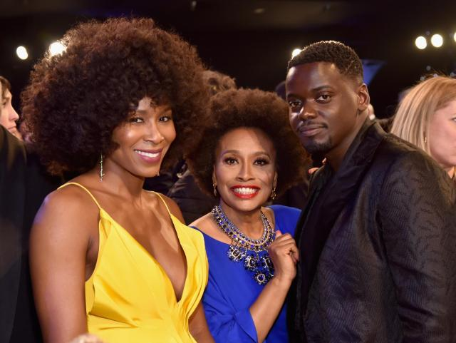 Sydelle Noel, Jenifer Lewis and Daniel Kaluuya SAG Awards 4Chion Lifestyle