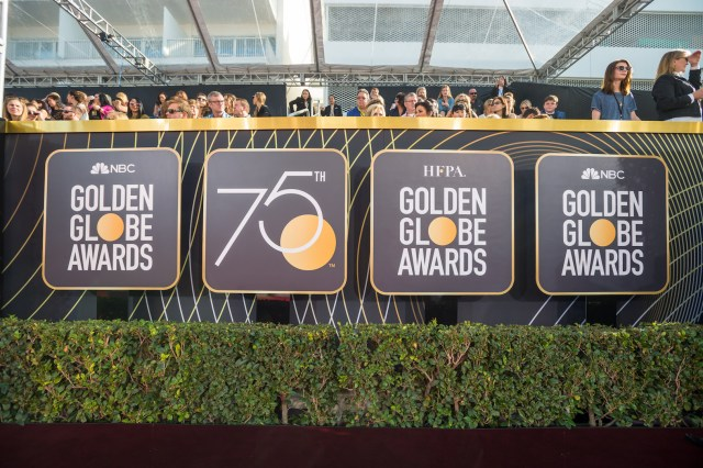 The 75th Annual Golden Globes Awards 4chion lifestyle