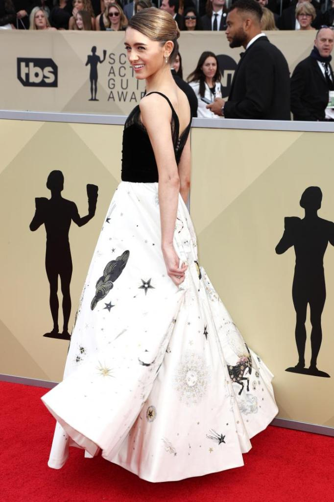 Natallia Dyer SAG Awards 4Chion Lifestyle