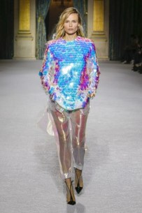 Balmain Paris Fashion Week Autumn Winter 4Chion Lifestyle