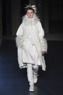 Issey Miyake Paris Fashion Week Autumn Winter 2018 4Chion Lifestyle