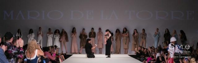 Mario De La Torre A Fashion Ruwnay Designer West Coast Apparel