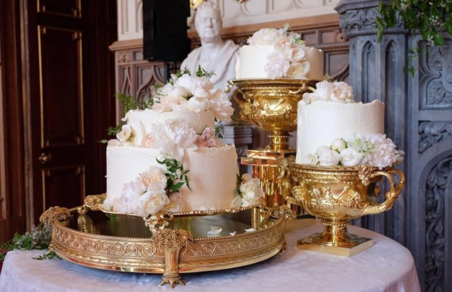 Royal Wedding Wedding Cake 4chion lifestyle