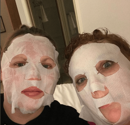 Travel Tip Burt's Bees Facial Mask 4Chion Lifestyle beauty