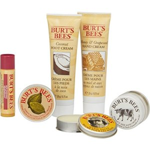burts bees website footer