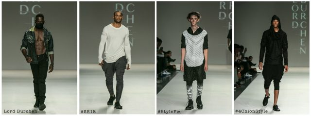 Lord Burchen Style Fashion Week New York Fashion 4Chion Lifestyle