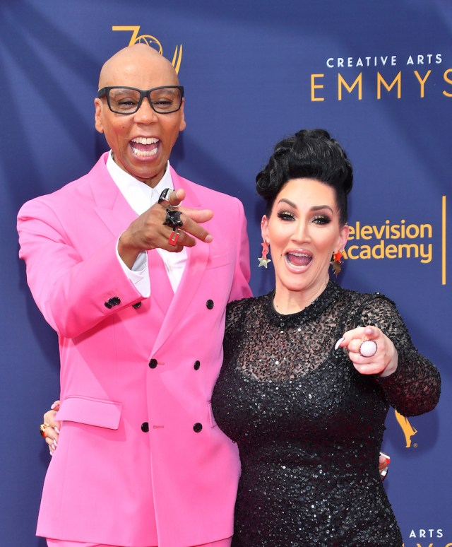 Rupaul Charles 4chion Lifestyle Emmys