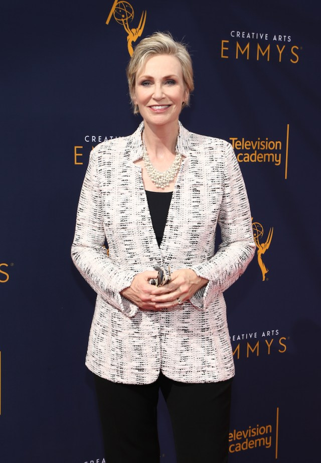 Jane Lynch  4chion Lifestyle Emmys