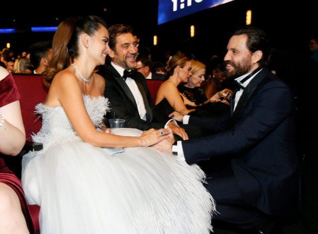 Penelope Cruz, Javier Bardem, Edgar Ramirez Emmy 4chion lifestyle