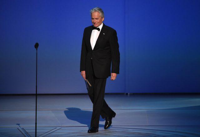 Michael Douglas Emmys 4Chion Lifestyle