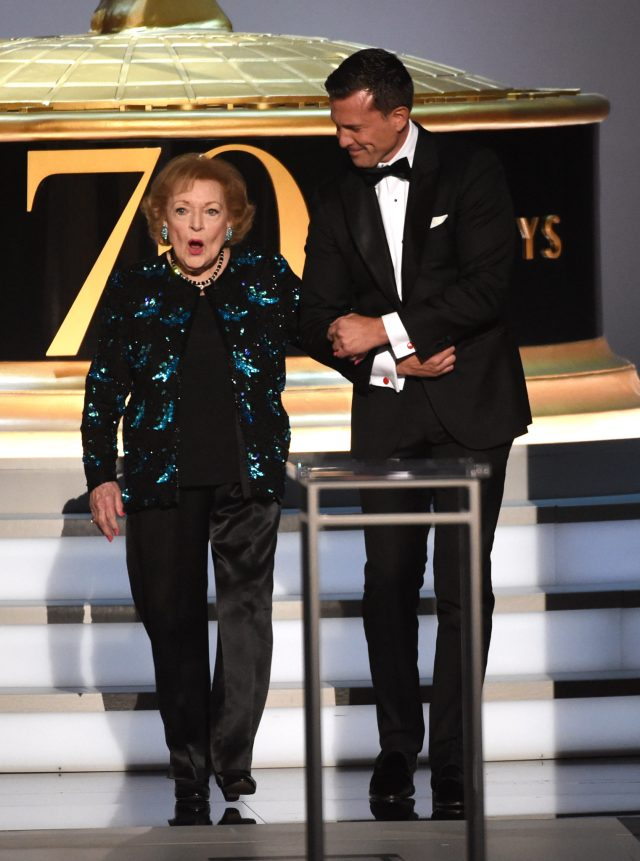 Betty White Emmys 4Chion Lifestyle