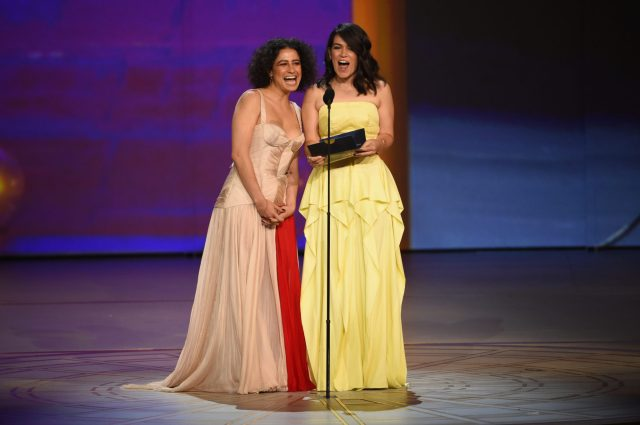 Abbi Jacobson, Ilana Glazer Emmys 4Chion Lifestyle