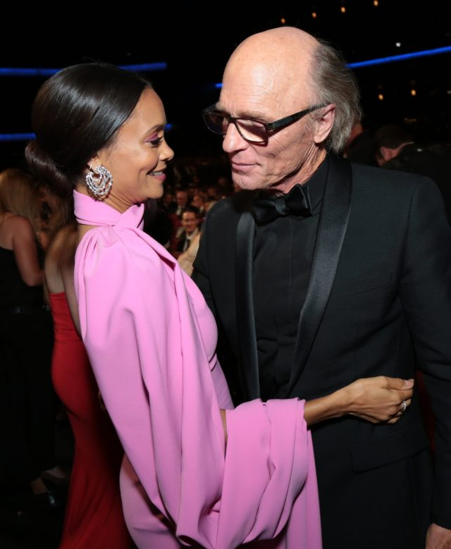 Ed Harris, Thandie Newton Emmy 4chion lifestyle