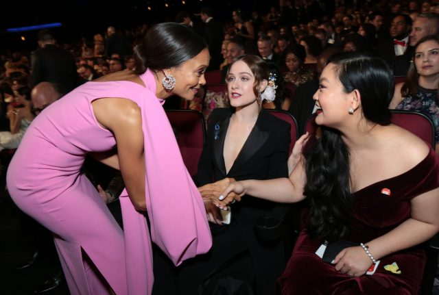 Thandie Newton, Evan Rachel Wood, Amanda Nguyen Emmy 4Chion Lifestyle