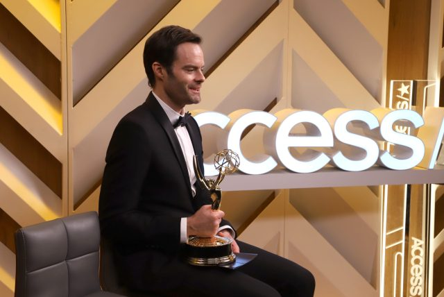 Bill Hader Emmys 2018 4chion lifestyle