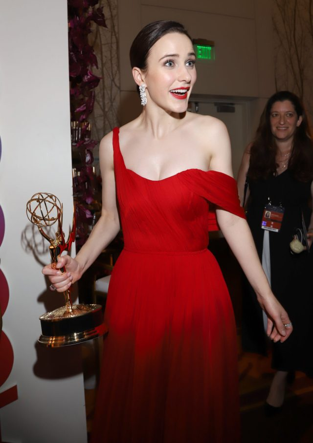 Rachel Brosnahan Emmys 2018 4Chion Lifestyle