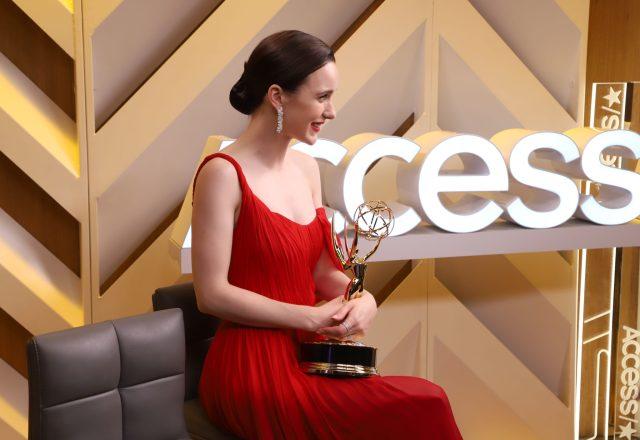 Rachel Brosnahan Emmys 2018 4Chion Lifestyle