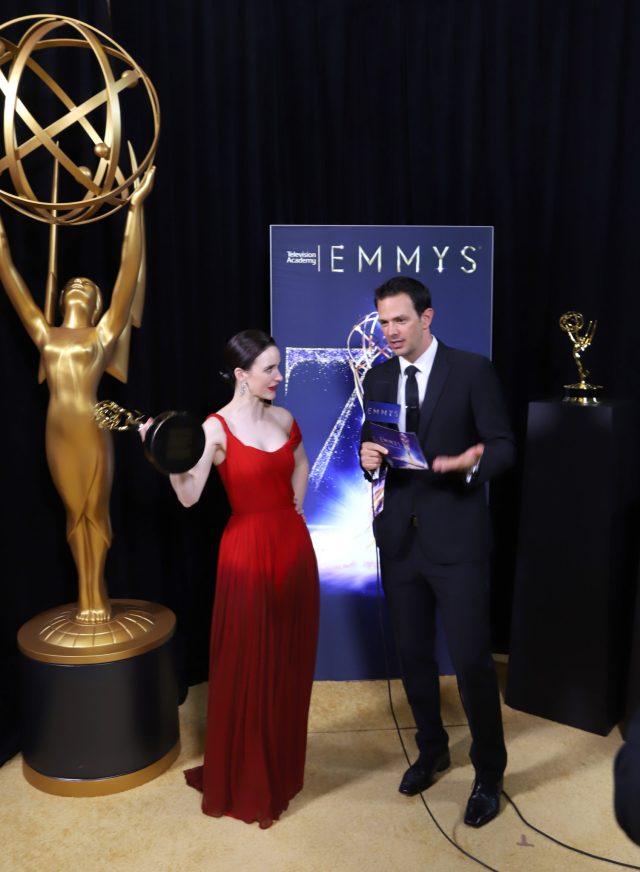 Rachel Brosnahan 4Chion Lifestyle Emmy