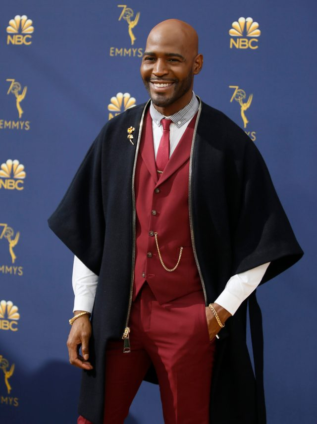 Karamo Brown Emmys 4Chion Lifestyle