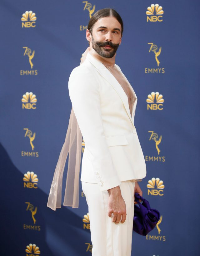 Jonathan Van Ness Emmys 4Chion Lifestyle
