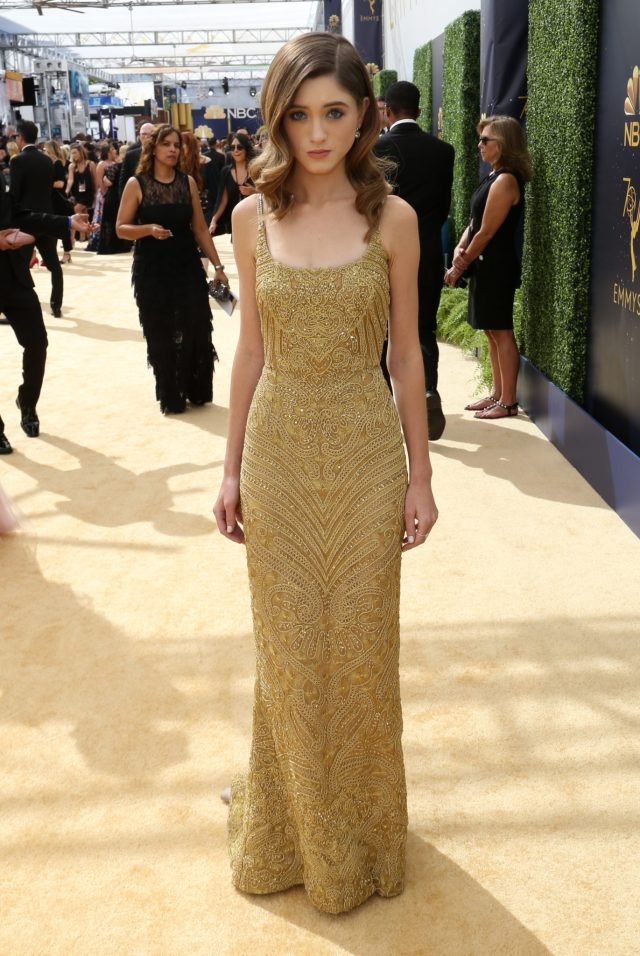 Natalia Dyer Emmys 4Chion Lifestyle
