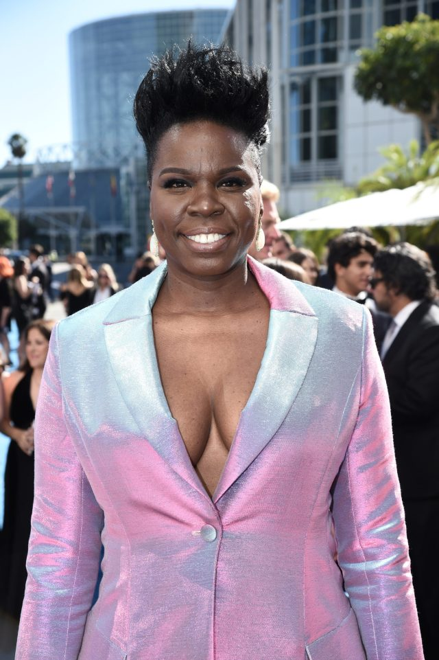 Leslie Jones Emmys 4chion Lifestyle