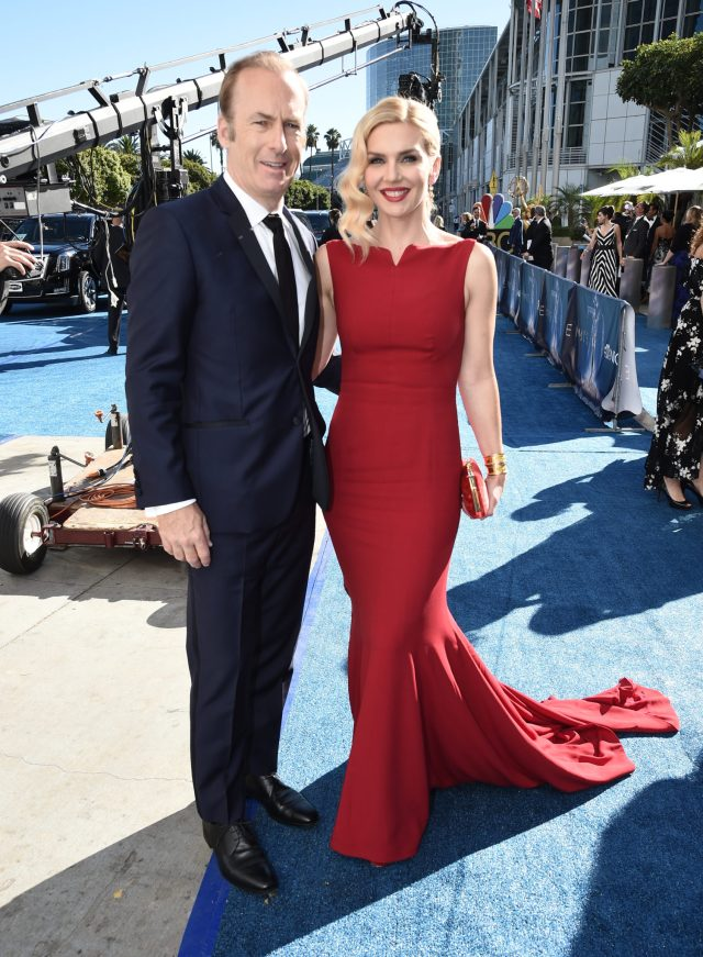 Bob Odenkirk, Rhea Seehorn Emmys 4Chion Lifestyle