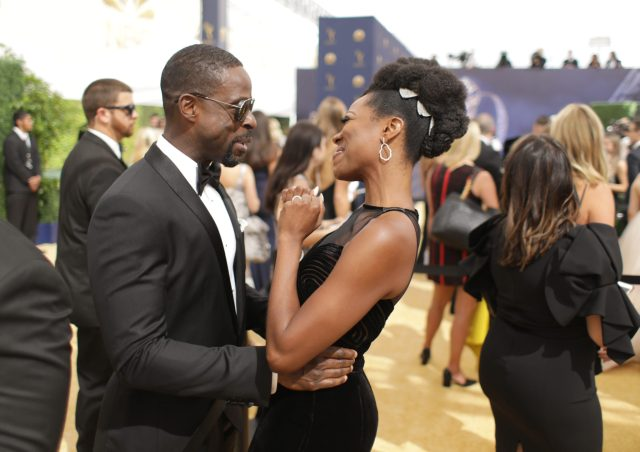 Sterling K. Brown, Yvonne Orji