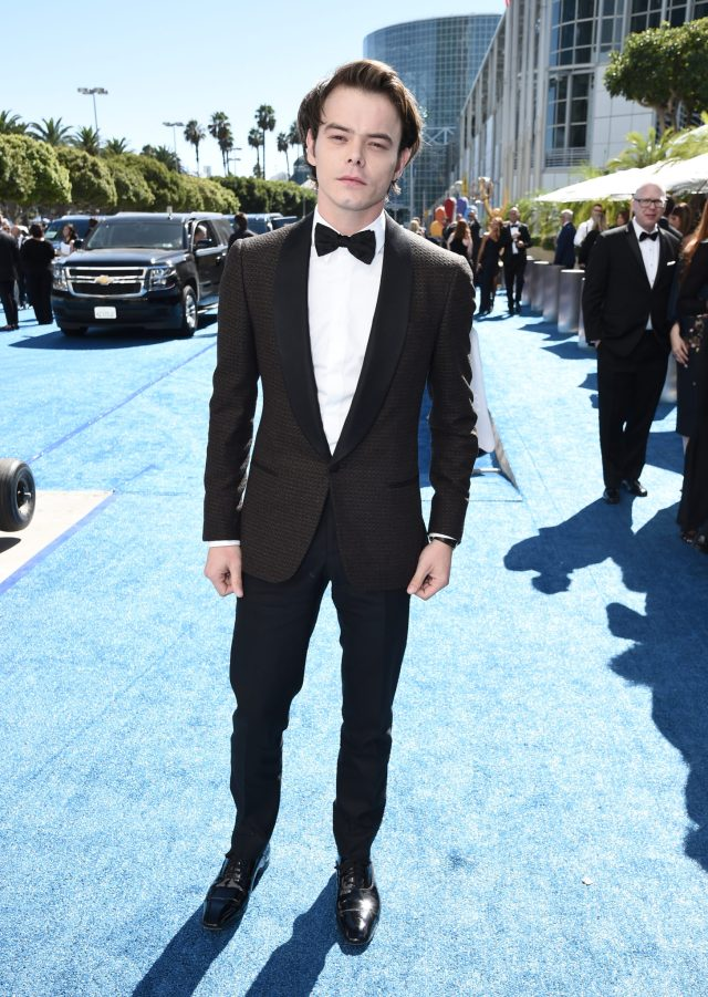 Charlie Heaton Emmys 4Chion Lifestyle