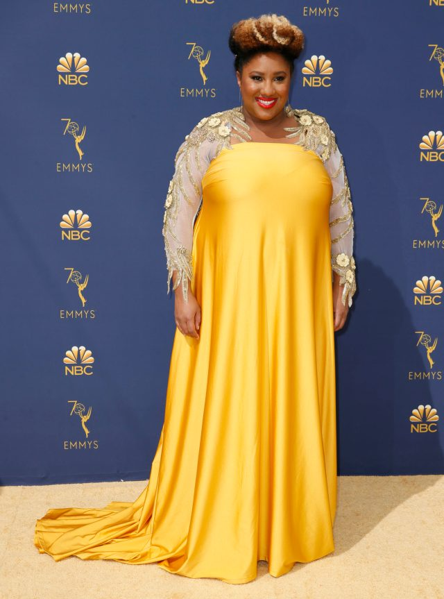 Ashley Nicole Black Emmys 4Chion Lifestyle