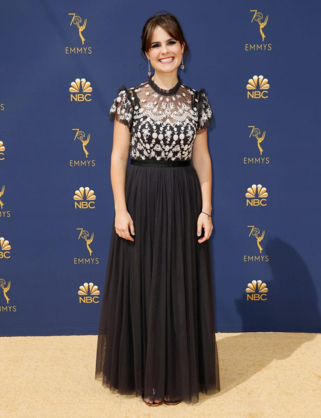 Amy Hoggart Emmys 4Chion Lifestyle