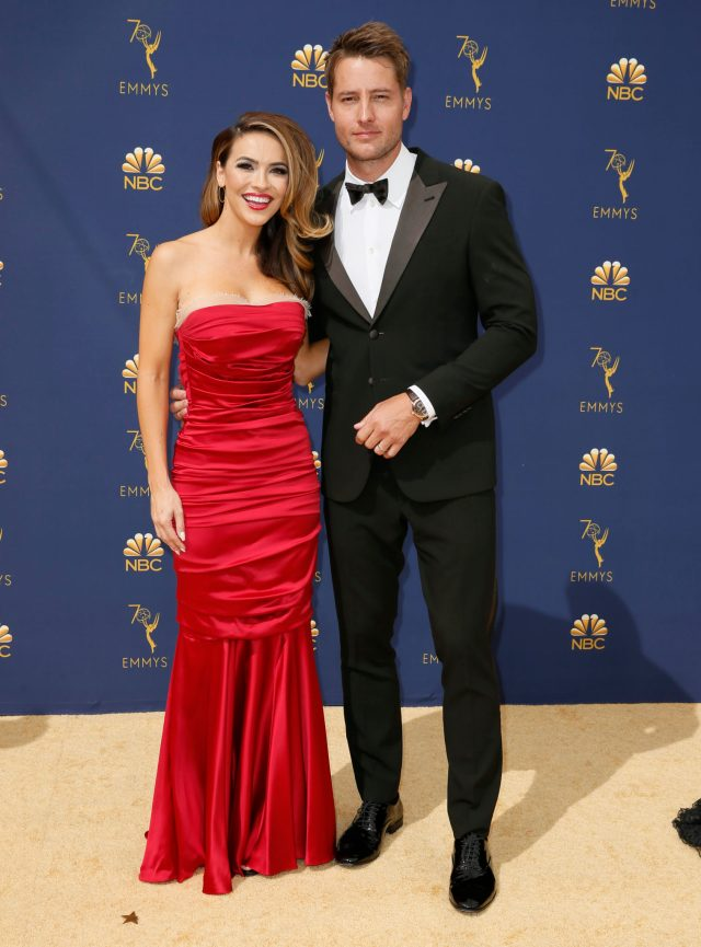 Chrishell Hartley, Justin Hartley Emmys 4Chion Lifestyle