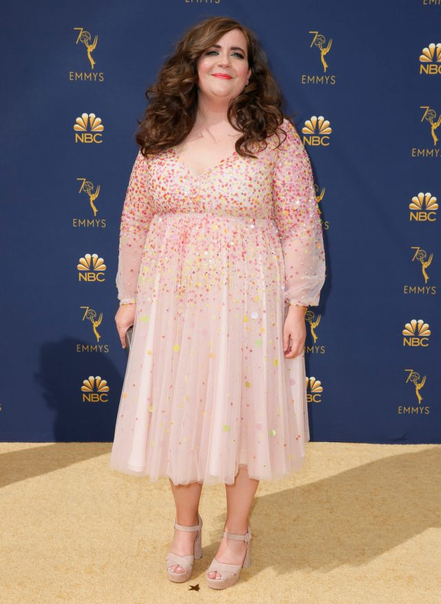Aidy Bryant Emmys 4Chion Lifestyle