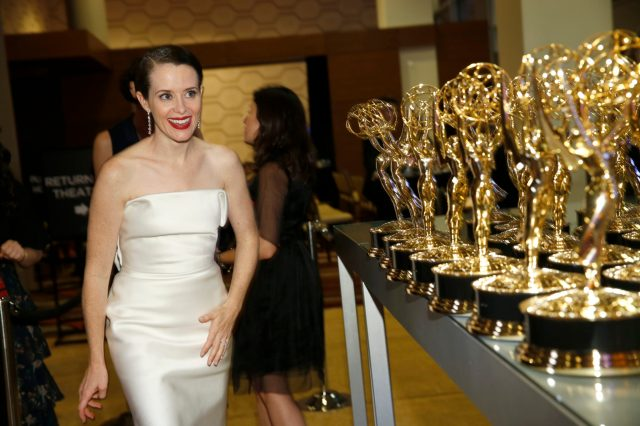 Claire Foy Emmy Awards 4chion Lifestyle